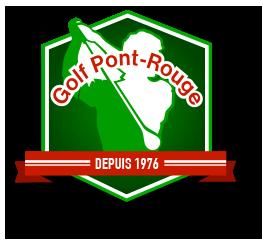 Club de Golf de Pont-Rouge Logo